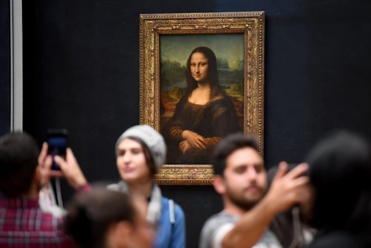 Мона Лиза: ТОП 10 известных картин