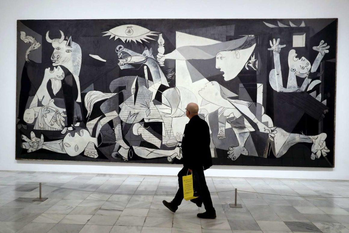 Герника, Пабло Пикассо