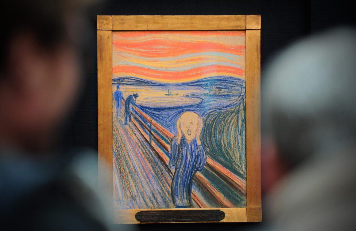 Крик: самые известные картины в мире