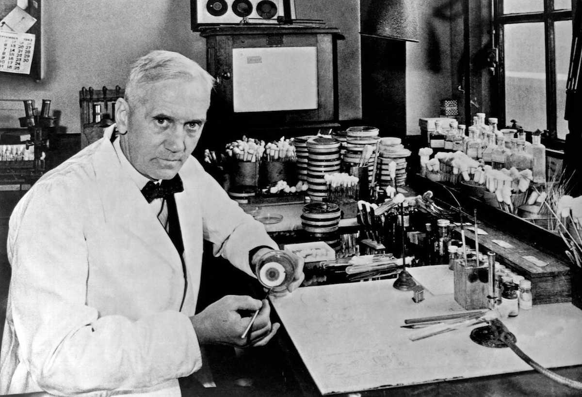 Флеминг: научные открытия, которые изменили мир