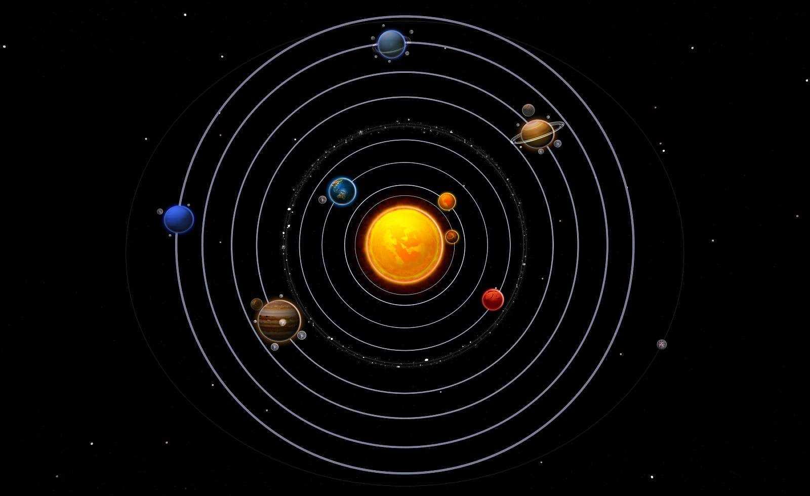 Гелиоцентризм: ТОП 10 научных открытий