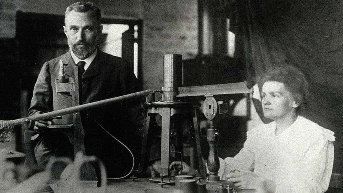 Величайшие научные достижения: Мария и Пьер Кюри