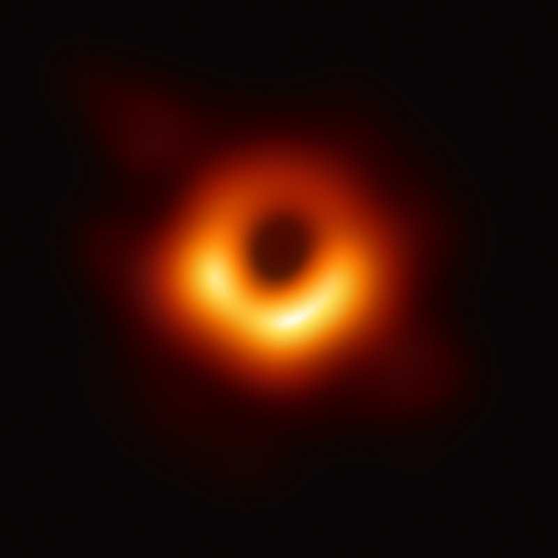 Черные дыры: путешествия во времени