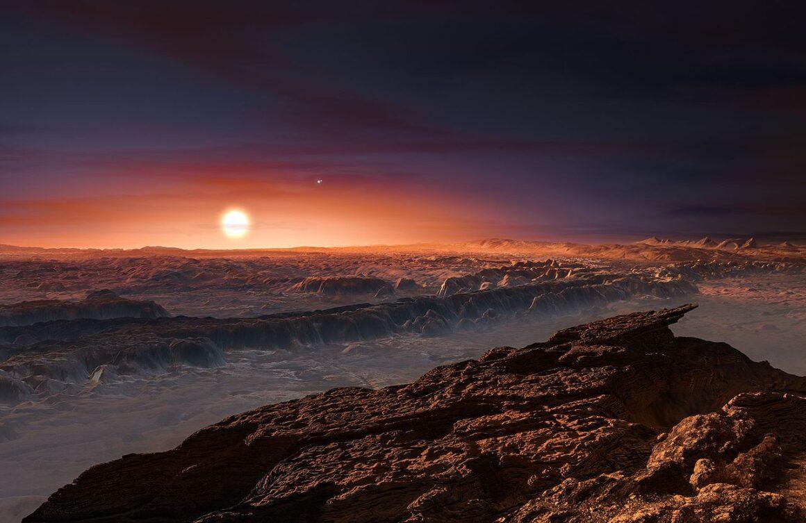 Проксима Центавра b — ближайшая экзопланета