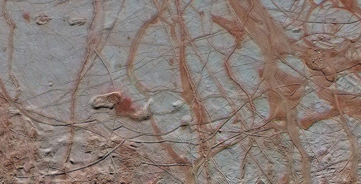 Европа: поиск внеземных цивилизаций