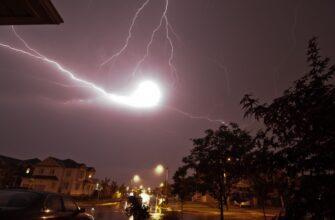 Шаровая молния - миф или реальность?
