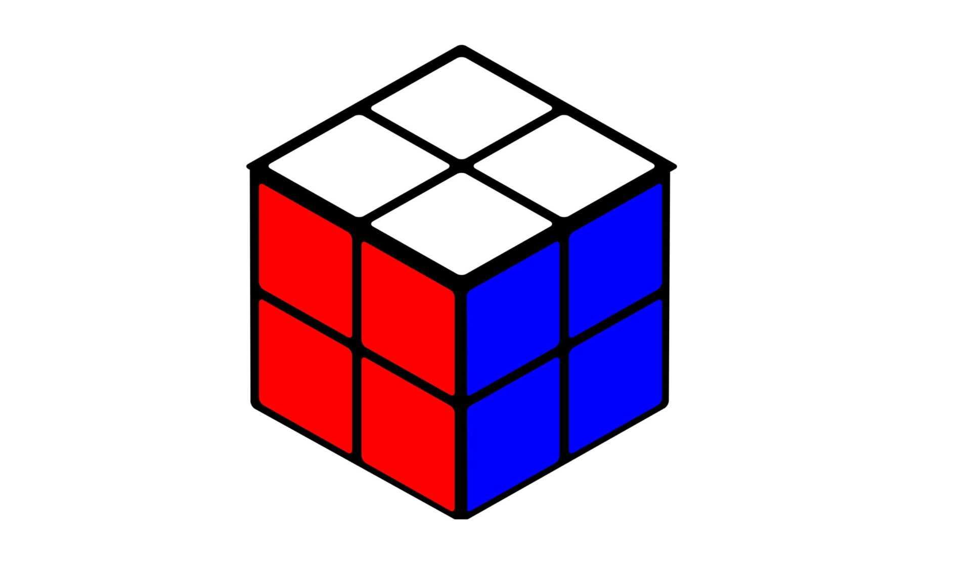 Кубик Рубика: 2х2