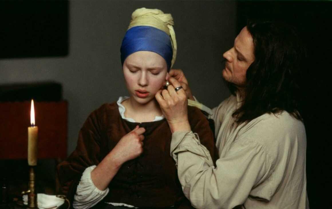 Кадр из фильма «Девушка с жемчужной сережкой»