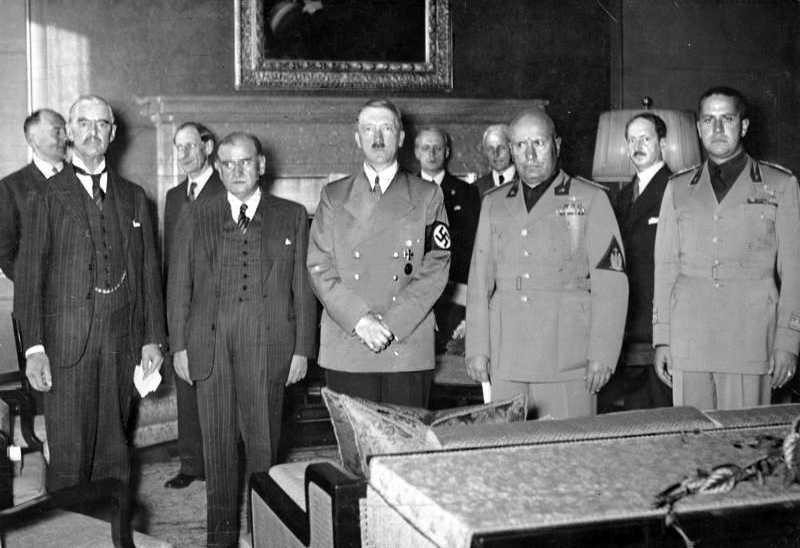 Мюнхенский сговор: вся правда о событиях Второй Мировой войны