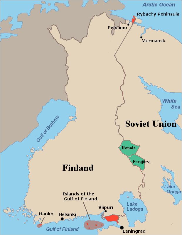 Финско-советская война: мифы о второй мировой войне