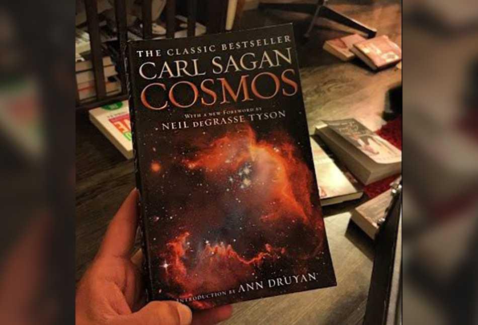 Научно-популярные книги о космосе: Карл Саган