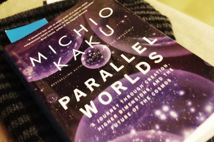 Митио Каку и книга Параллельные миры