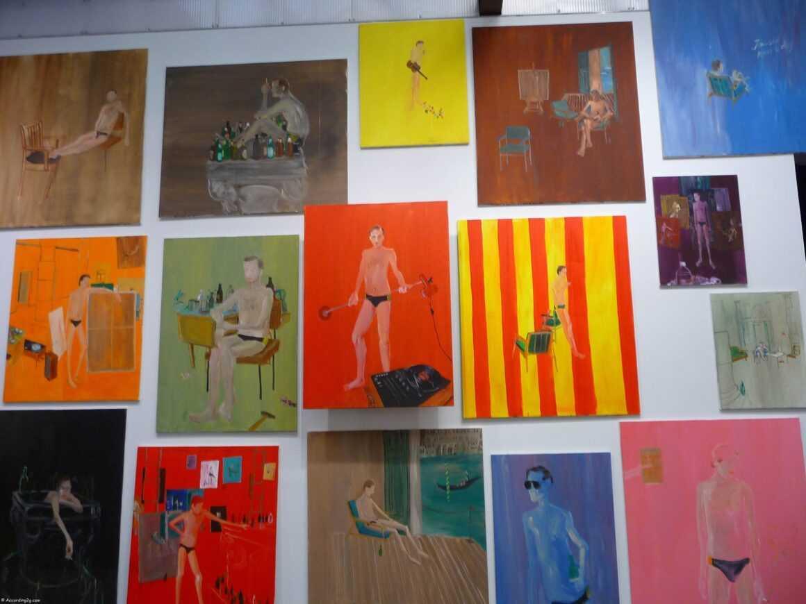 Метамодерн: примеры в живописи