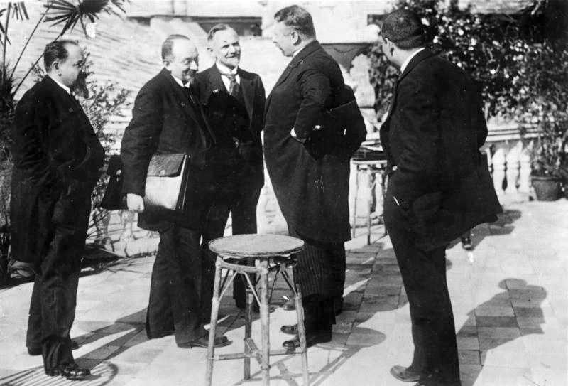 Рапалльског договора и пакт Молотова-Риббентропа: в чем сходство?