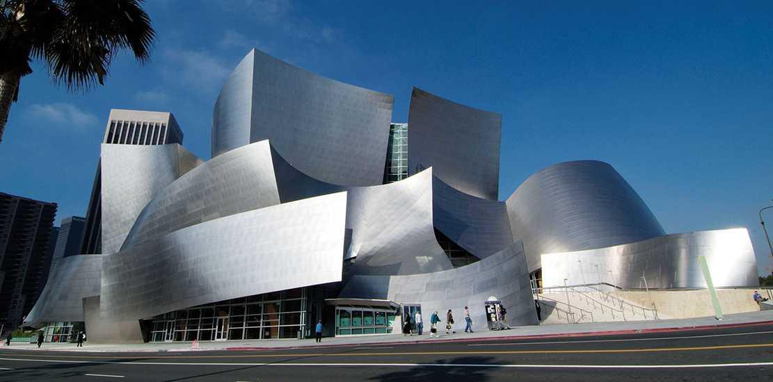 Концертный зал Walt Disney: культура постмодернизма