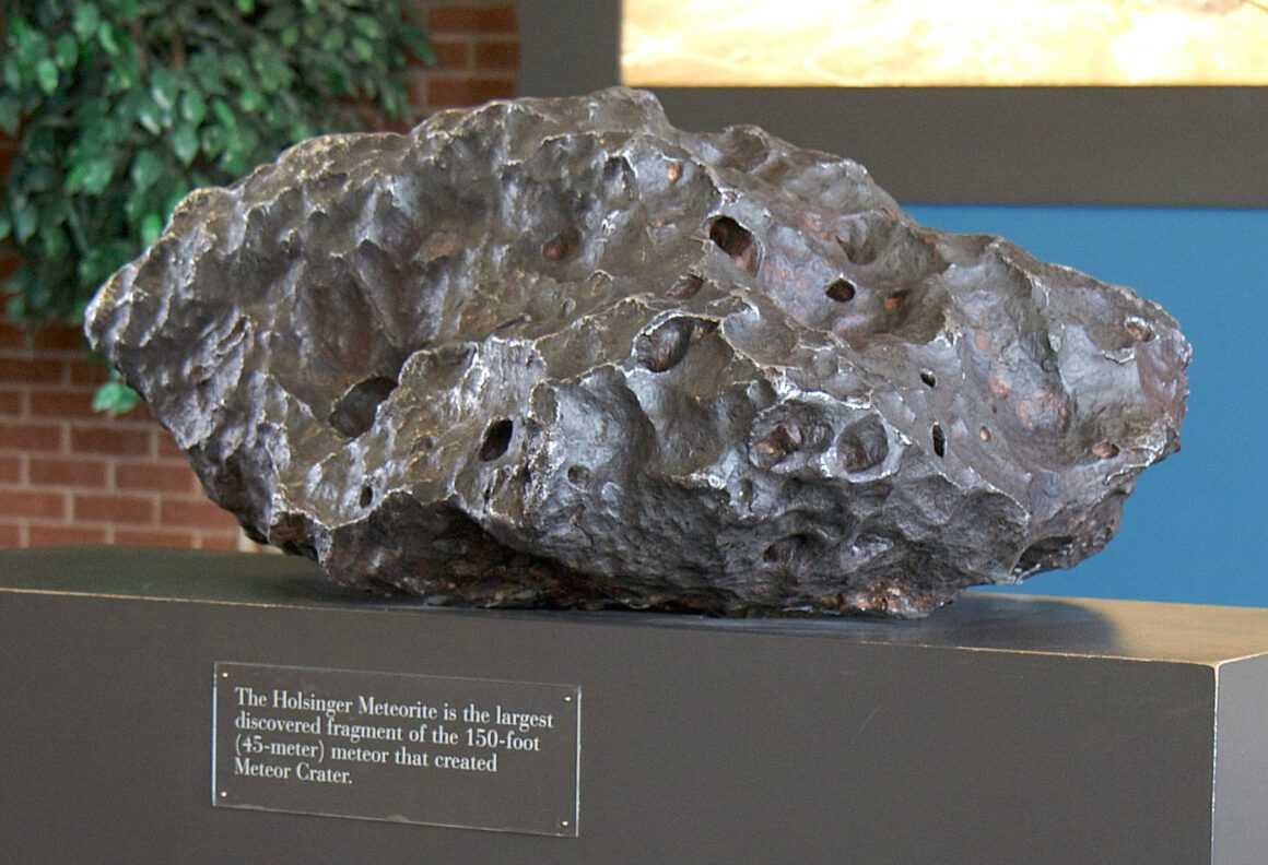 Метеорит Дьябло: сколько лет Земле?
