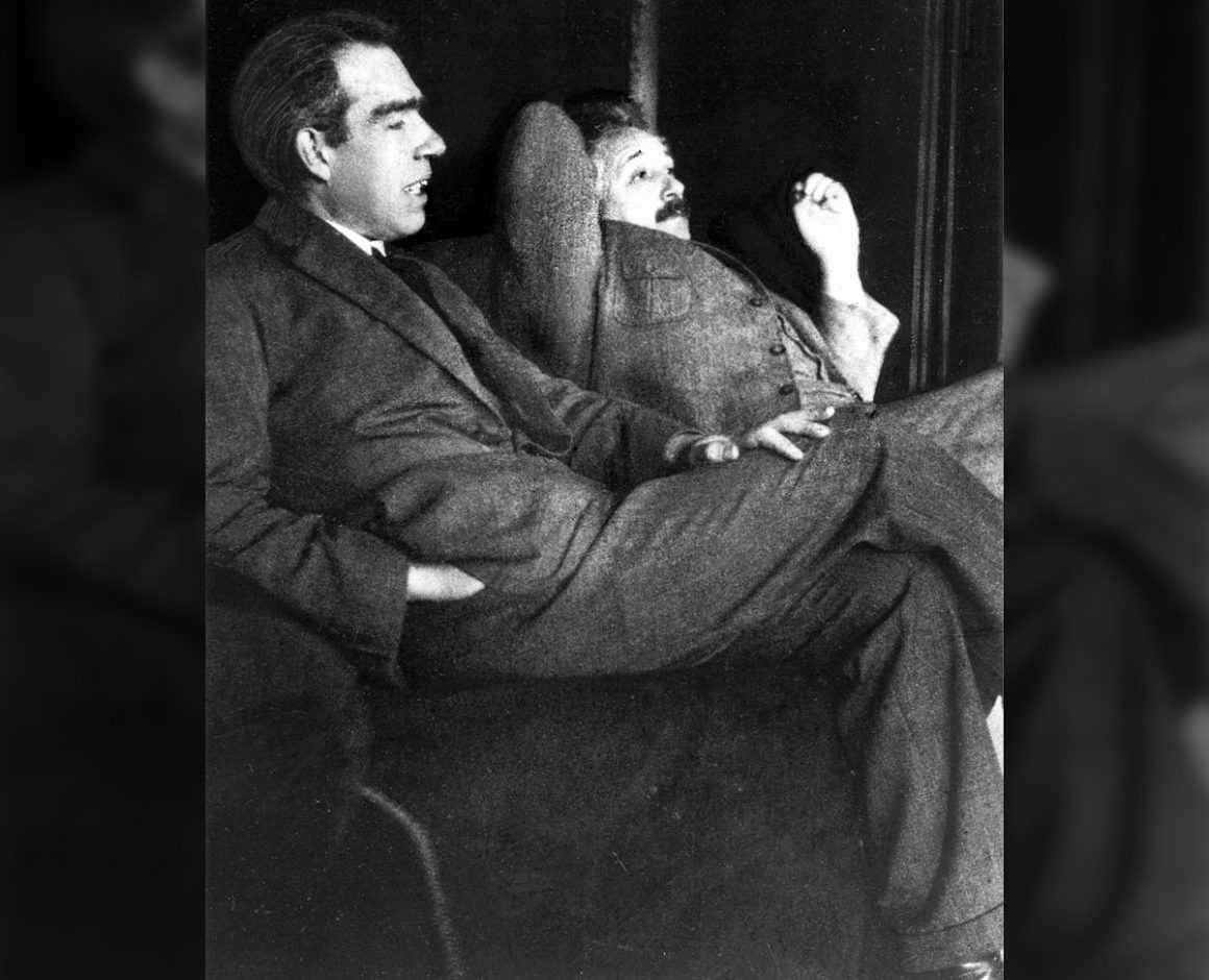 Альберт Эйнштейн и квантовая физика