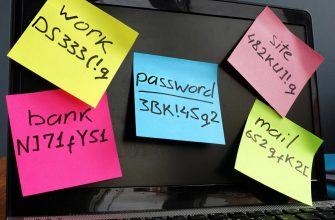 Как не потерять пароли при переустановке Windows