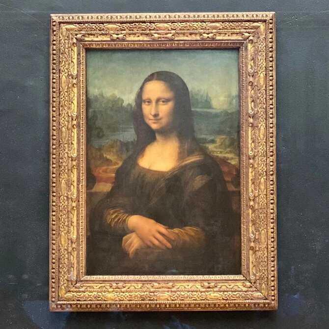 Мона Лиза и антропоцентризм