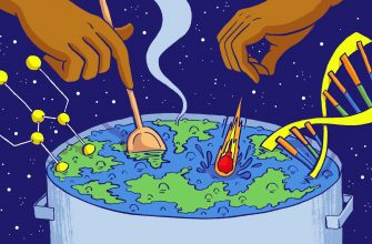 Почему жизнь на Земле не возникает снова