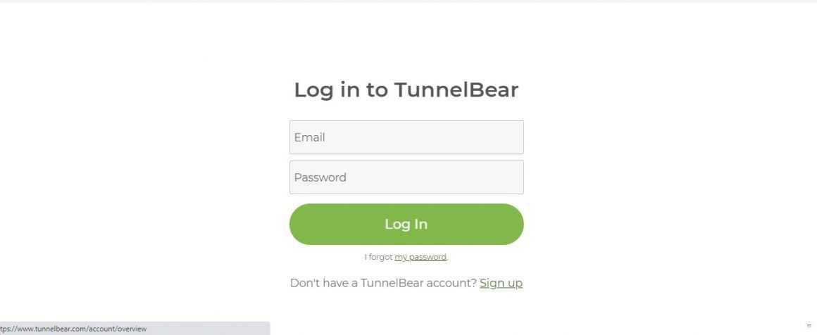 TunnelBear VPN скачать
