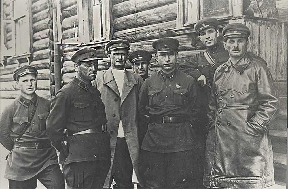 Нафталий Френкель и лагеря