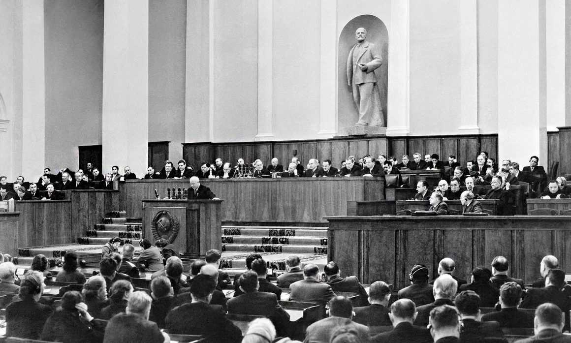 Доклад Хрущева о Сталине