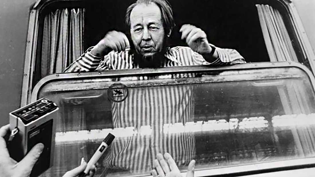 Солженицын: мифы о Сталине