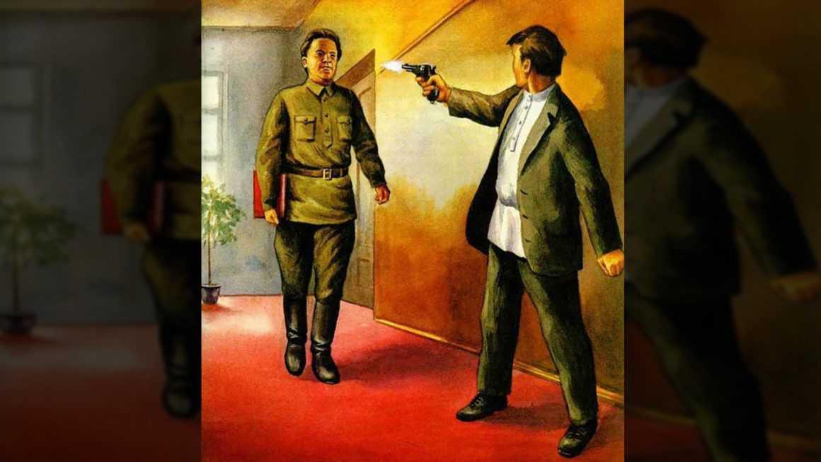 Сталин убил Кирова